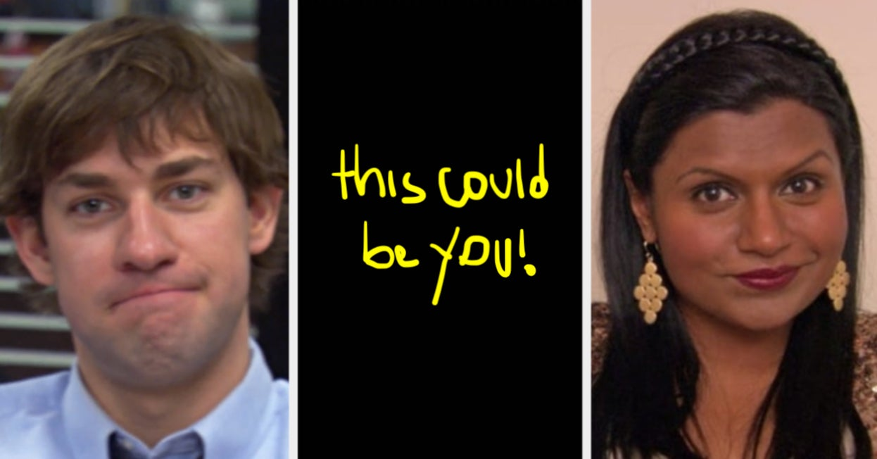 "Which Two Characters From ""The Office"" Should You Have A Threesome With?"