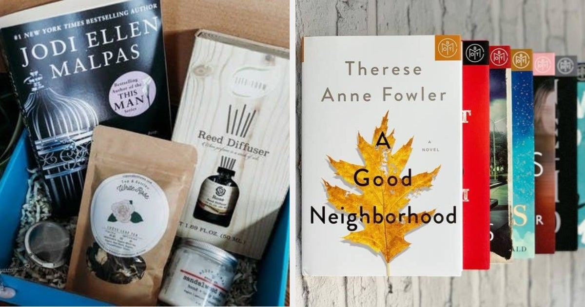 17 Book-Themed Subscription Boxes To Keep You Company While You're Stuck At Home