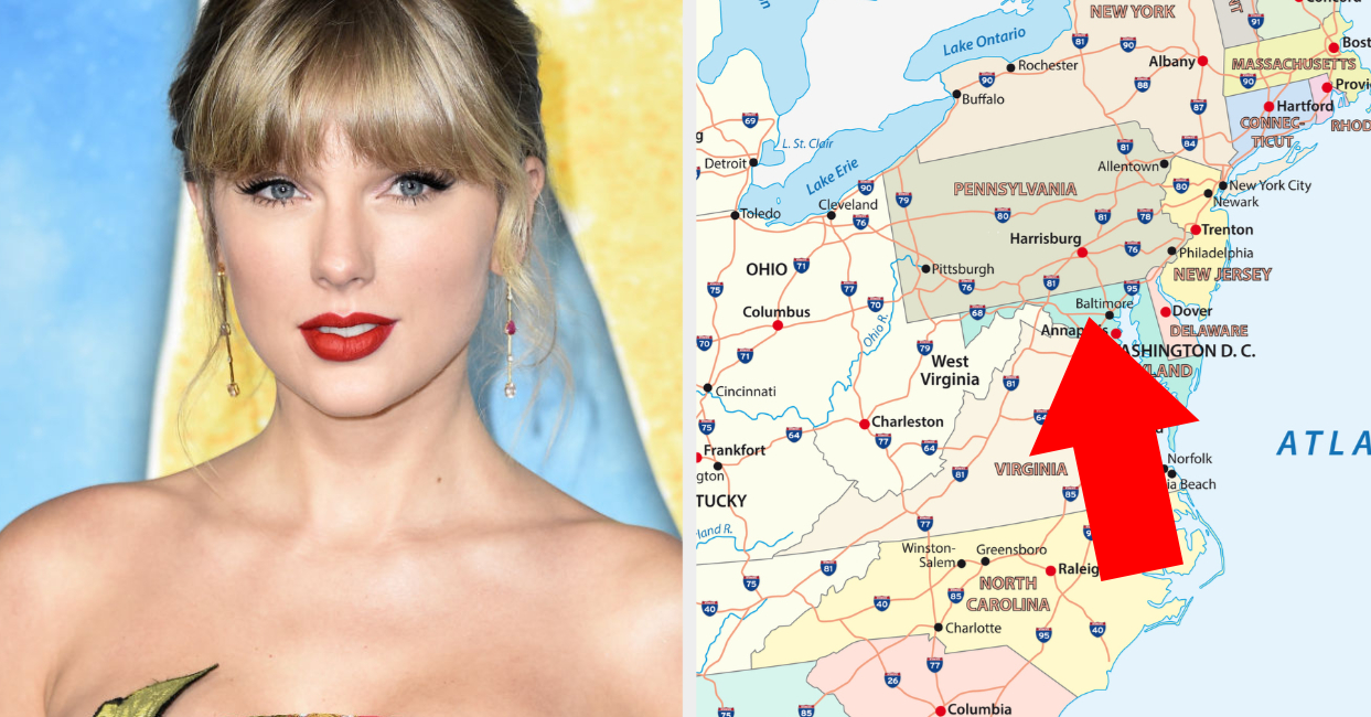 Only 30% Of People Know Which State These Celebs Are From — Do You?
