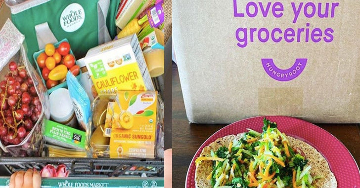13 Of The Best Grocery Delivery Services To Use While Social Distancing