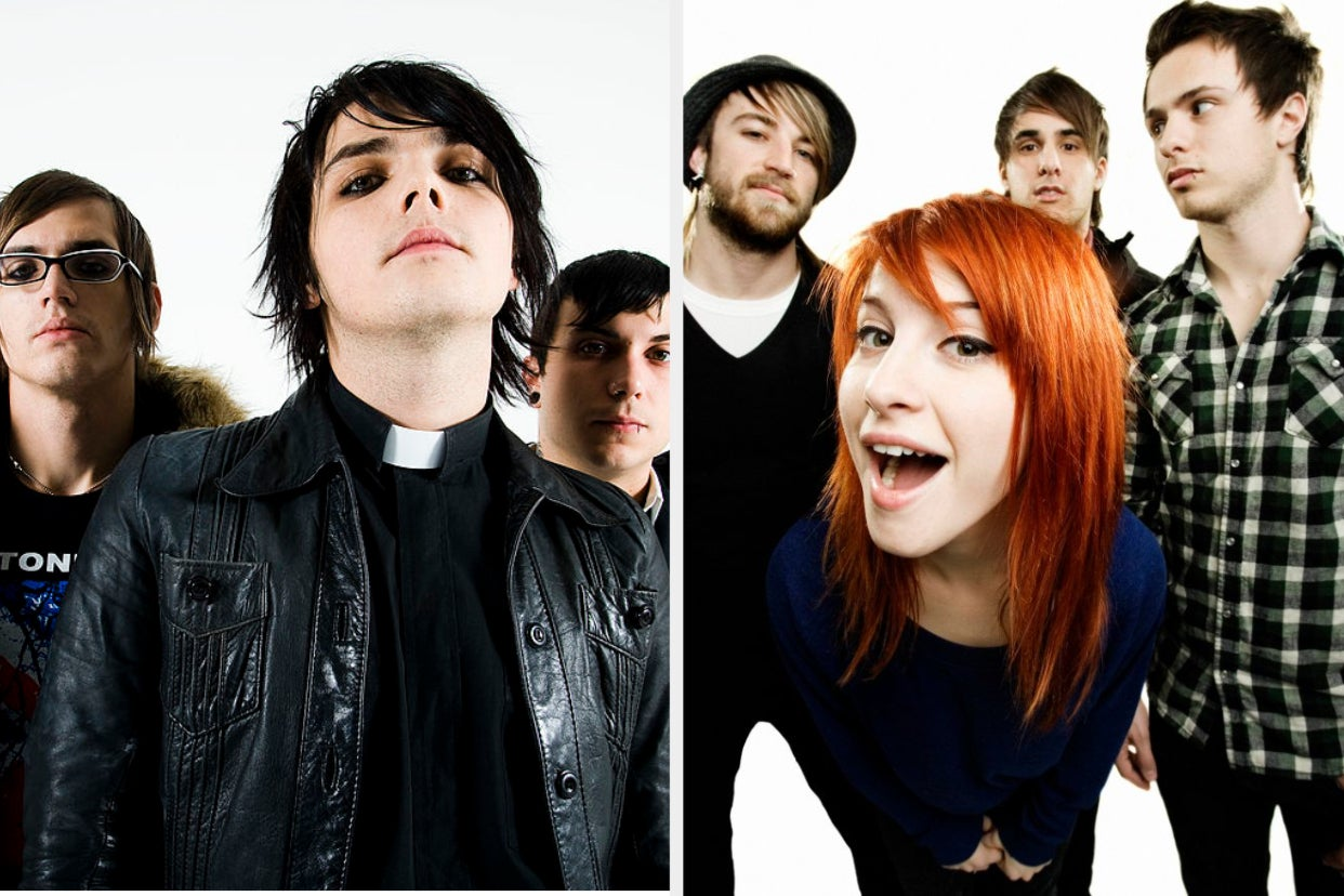Only A True MySpace Emo Kid Can Name These Bands