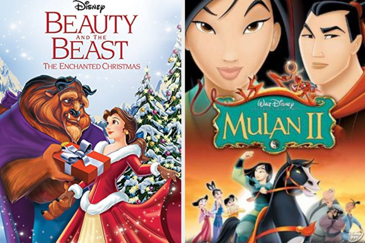 How Do Your Opinions About Disney Sequels Compare To Everyone Else's?