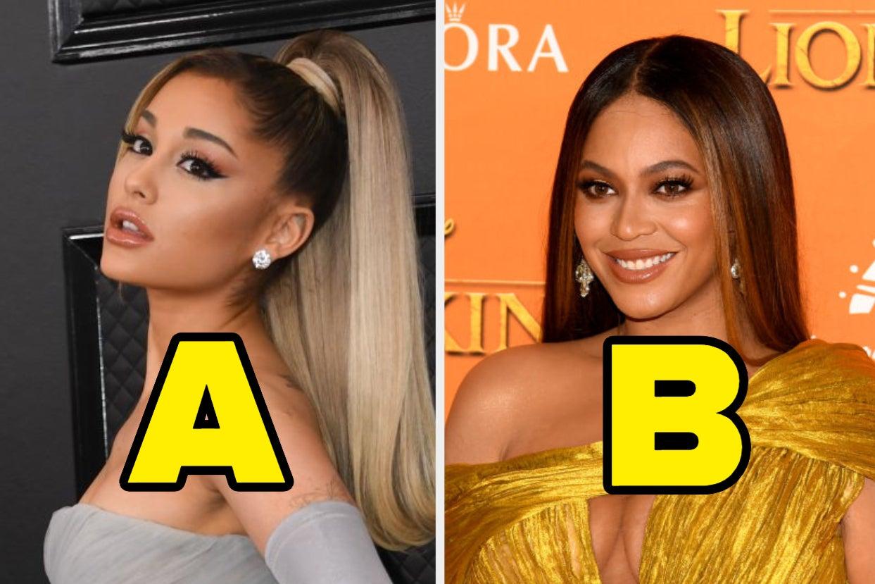 This A-Z Famous Celebrity Test Will Reveal If You're A Millennial, Gen Z'er, Or Gen X'er