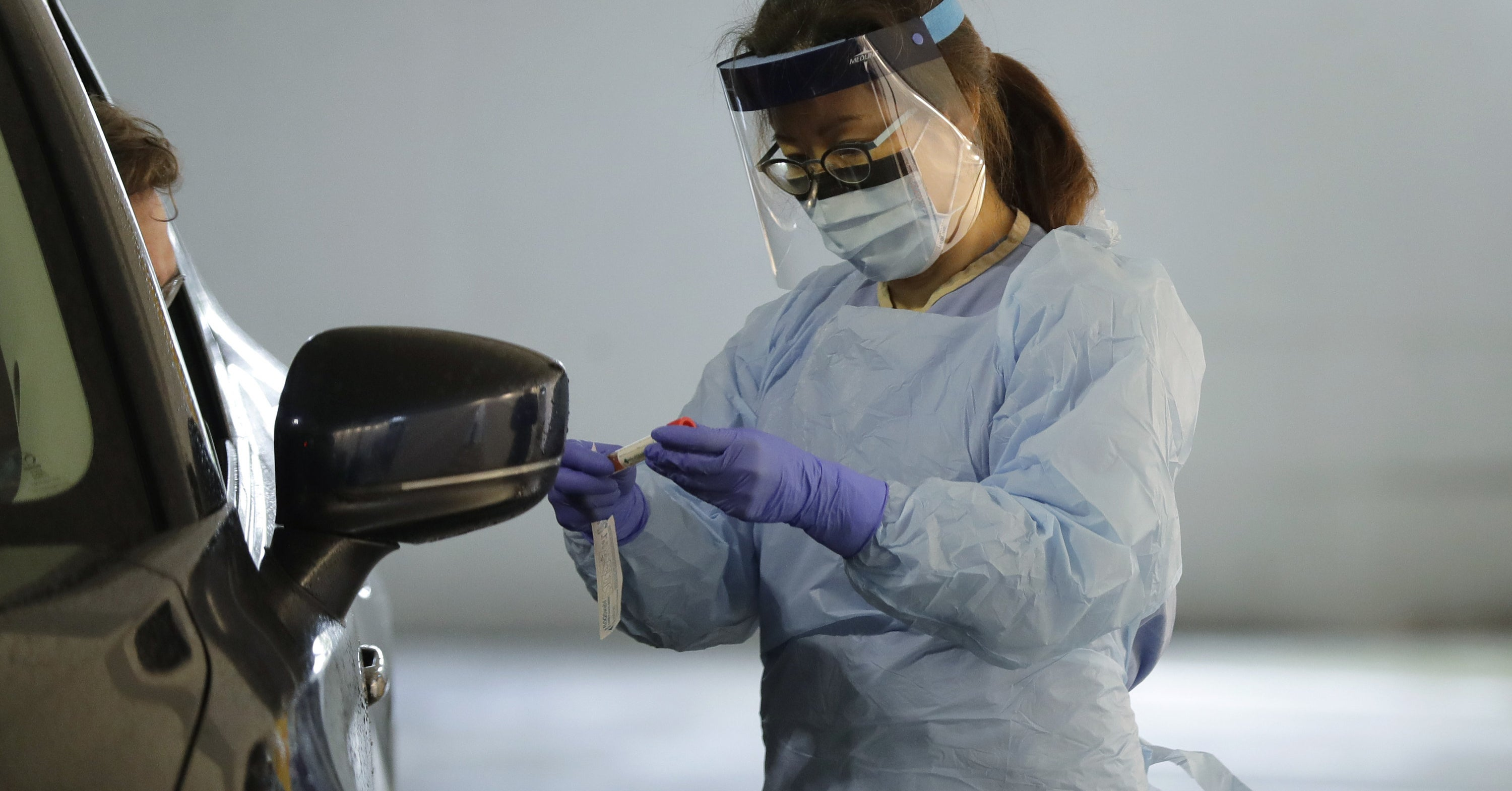 A Health Care Workers Union Found A Supplier With 39 Million Masks For Doctors And Nurses Fighting The Coronavirus