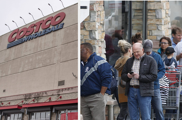 Costco Employees Are Testing Positive For The Coronavirus And Their Coworkers Say Managers Aren't Being Transparent