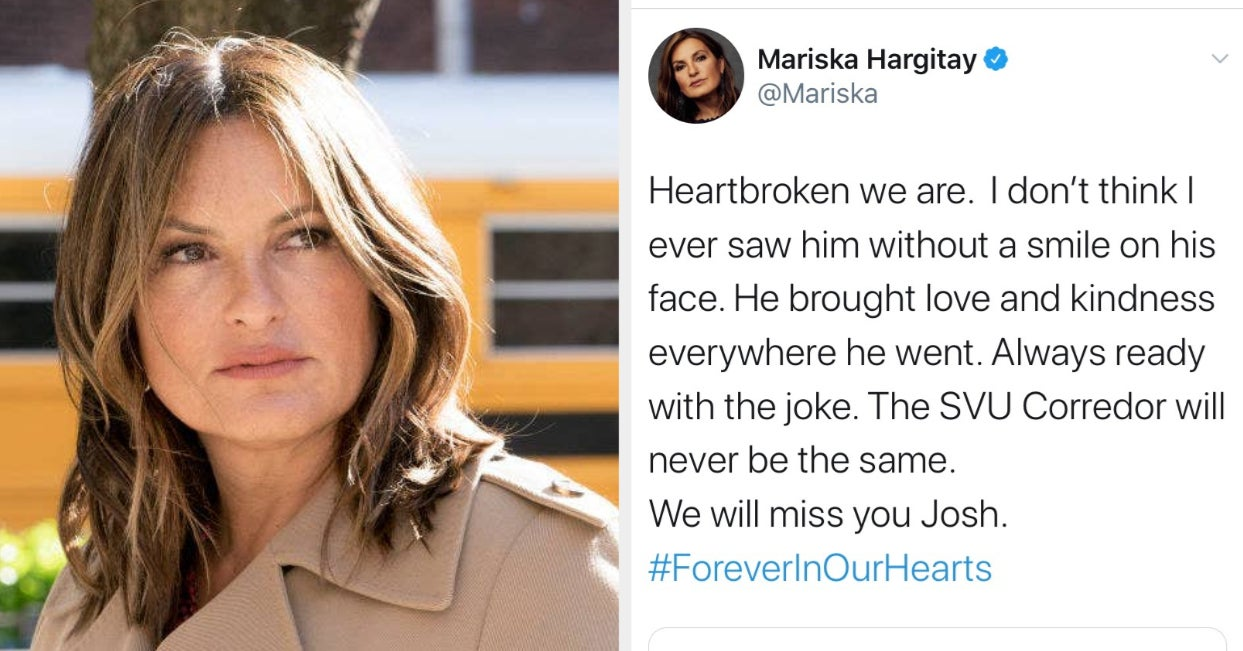 """""""Law & Order"""" Stars Are Tweeting Tributes After One Of Their Crew Members Died From The Coronavirus"""