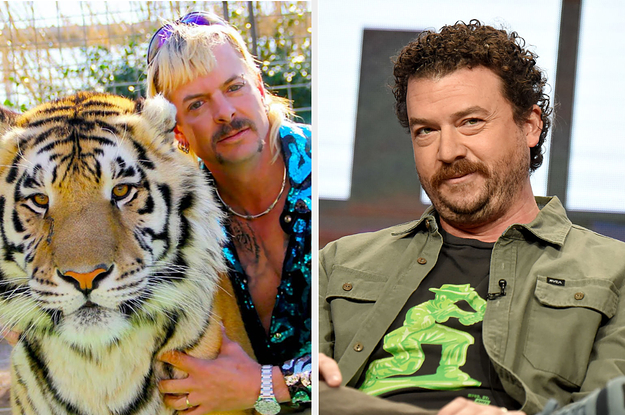 """The """"Tiger King"""" Is Being Turned Into A Limited Dramatic Series — Here's My Dream Cast"""