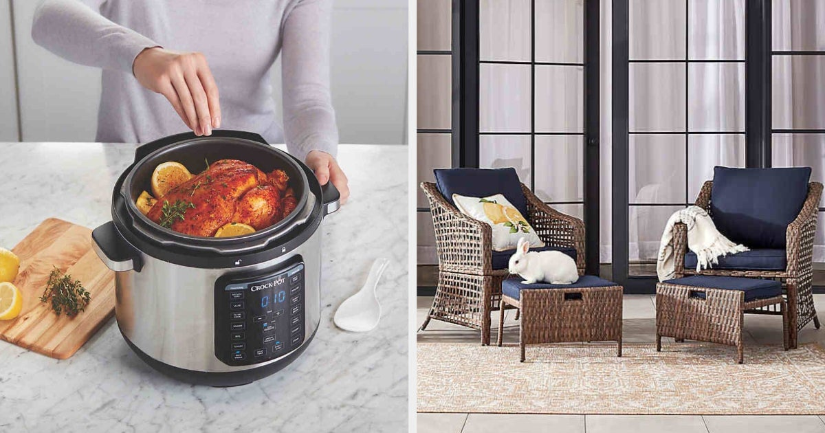 Bed Bath & Beyond's Spring Sale Is Here And Your Home Is About To Get A Refresh