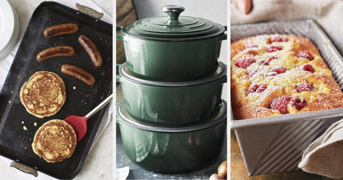 Sur La Table's Best Cookware Is Up To 55% Off Right Now