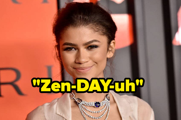 23 Famous People With Names You Might Be Pronouncing Incorrectly
