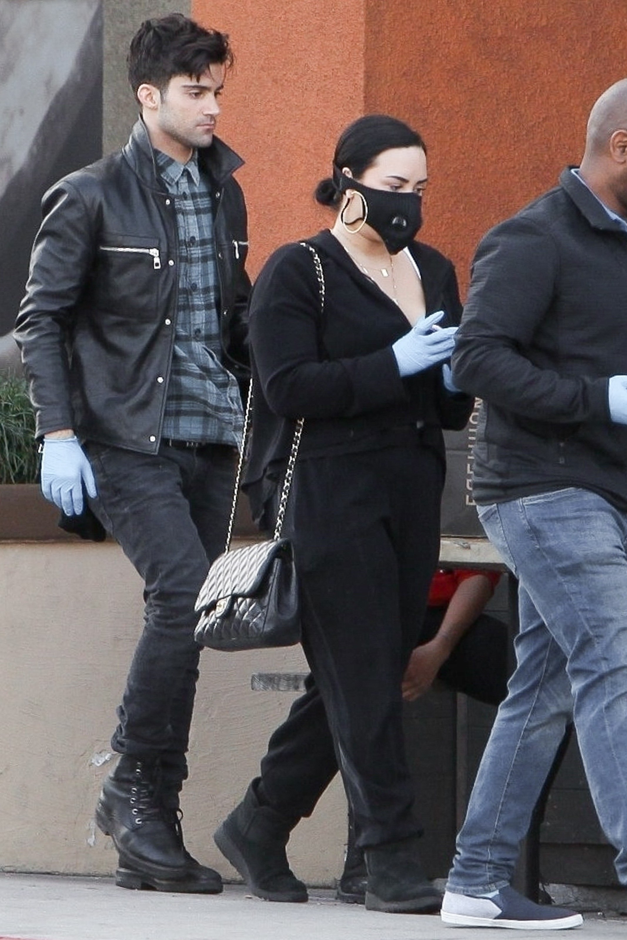Demi Lovato And Max Ehrich Spark Dating Rumors After Leaving ...