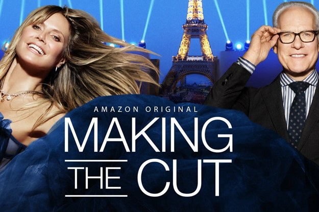"""""""Making The Cut"""" Is The New Fashion Competition Show We Need In Our Lives"""