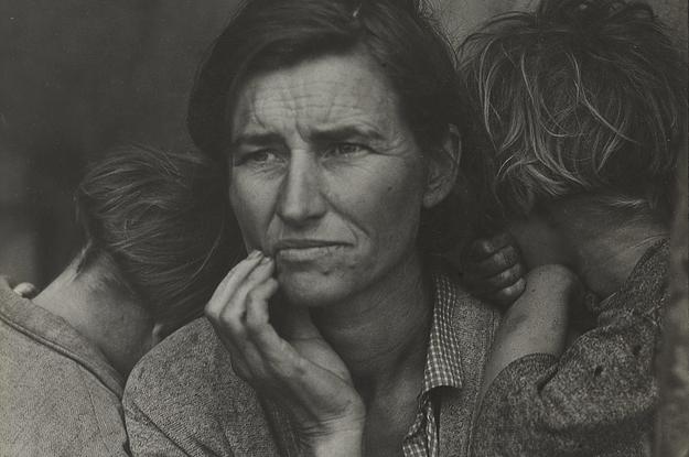 These Great Depression–Era Photos Feel Eerily Familiar