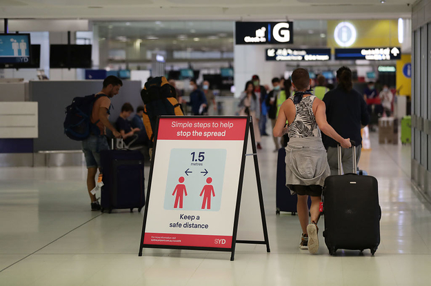 Australia Will Quarantine All Overseas Arrivals In Hotels For Two Weeks