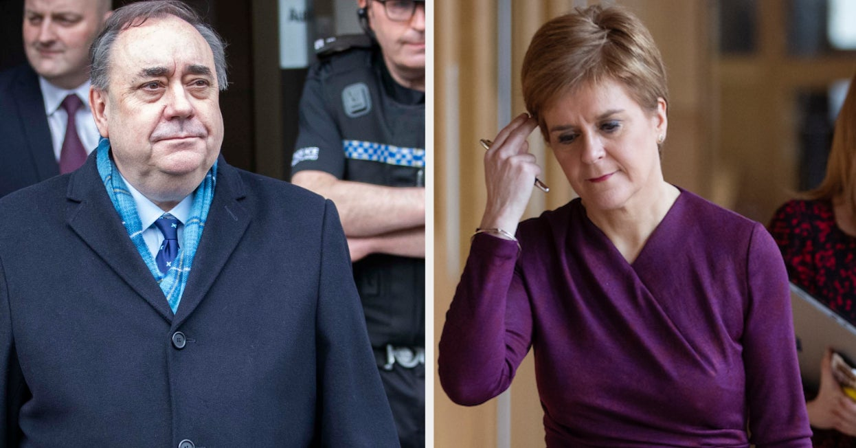 How The Trial Of Alex Salmond Has Plunged Scotland's Independence Movement Into Bitter Partisan Warfare