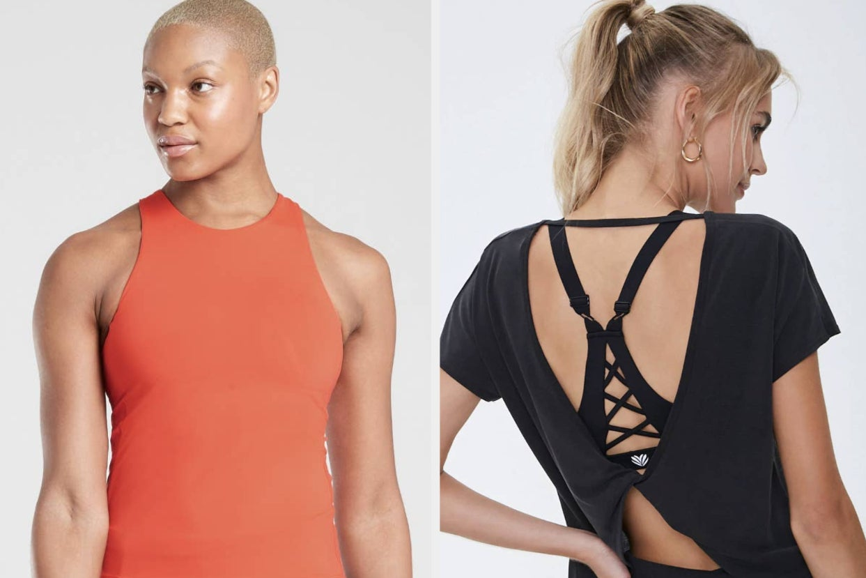 24 Pieces Of Activewear That'll Help You Crush Your Next At-Home Workout