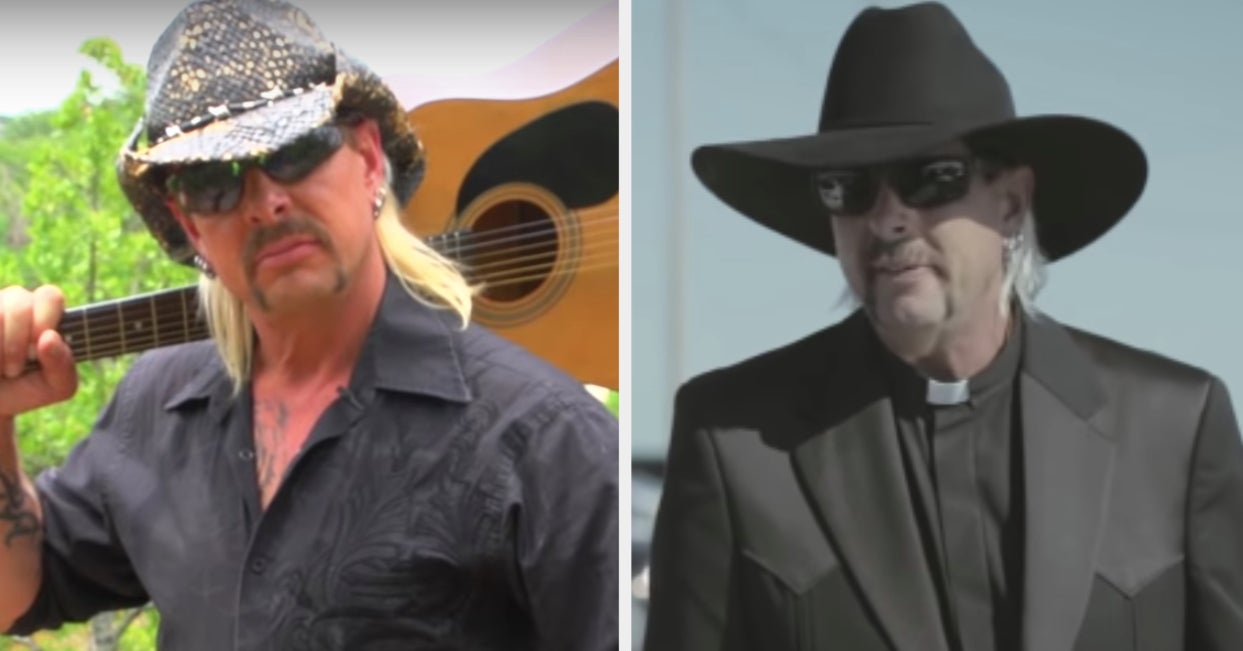 The Band Behind Joe Exotic's Songs Speaks Out About How He Faked His Music Career
