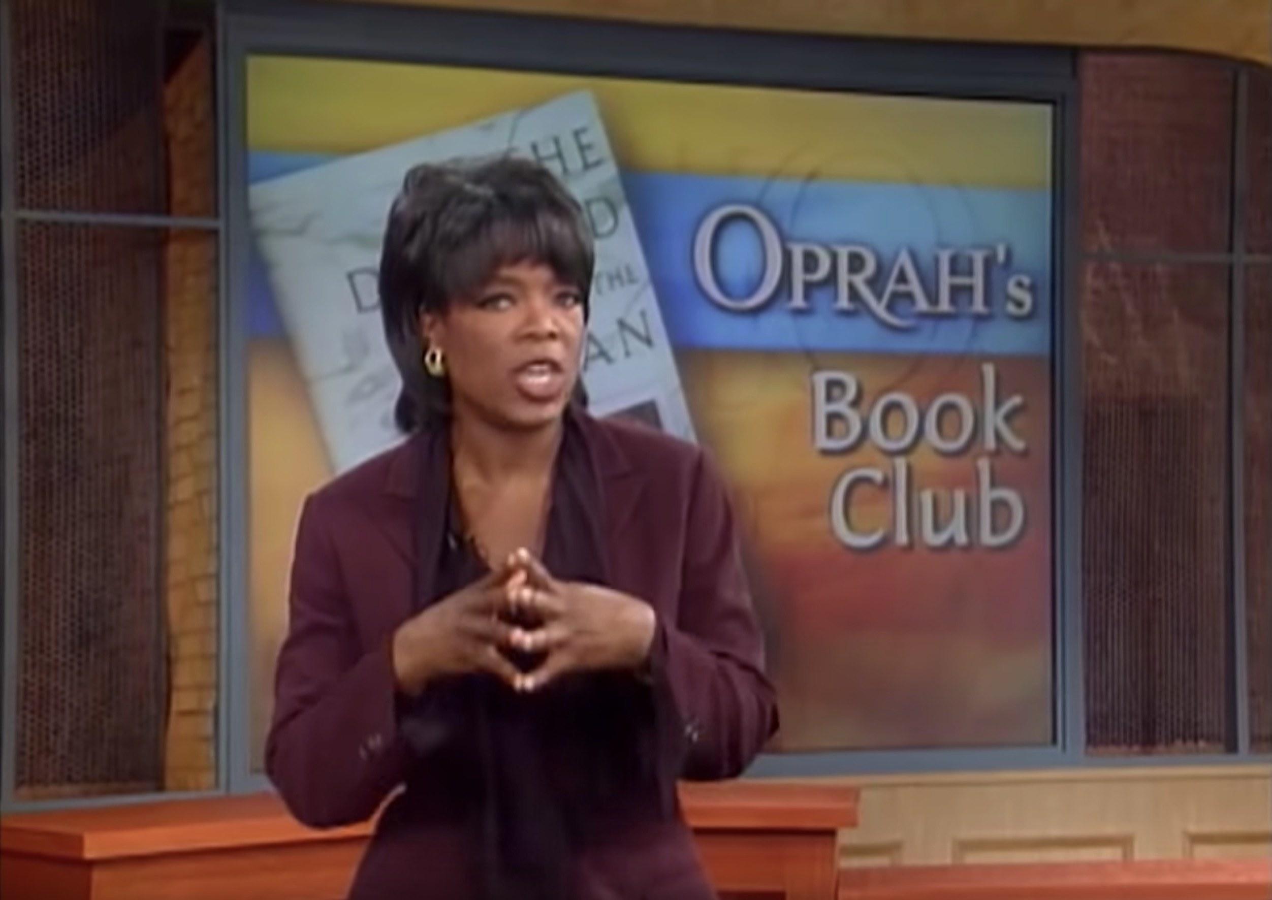 Oprah S Fall Is A Metaphor