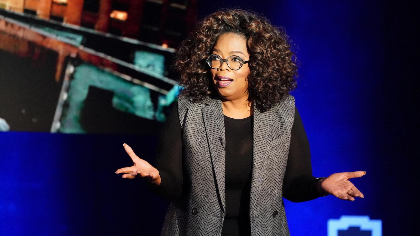 Oprah's Fall Is A Metaphor