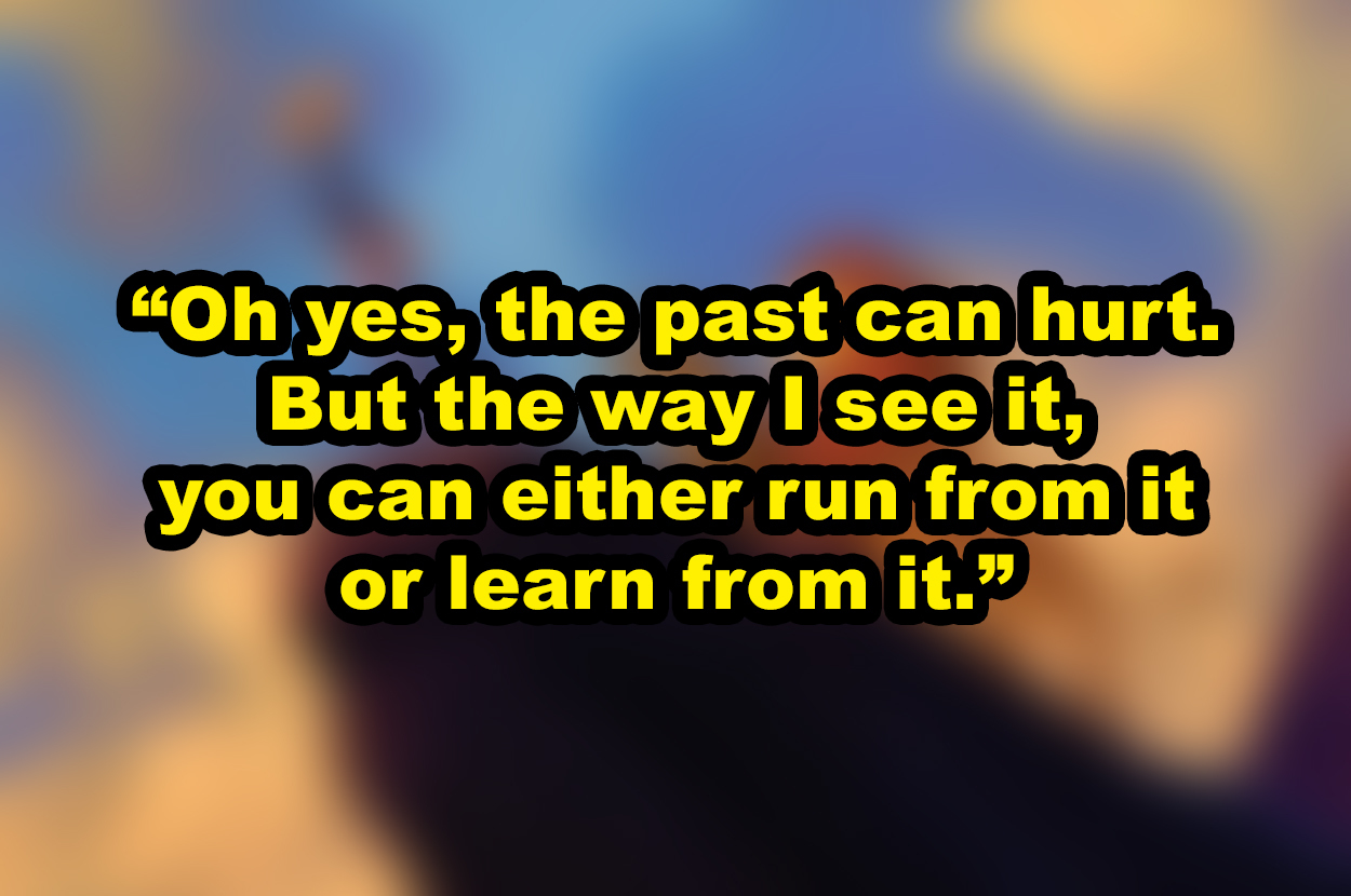 today is a good day to try matching these disney quotes to the