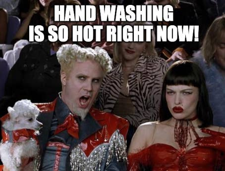 19 Songs To Sing While Washing Your Hands To Kill The Coronaviris