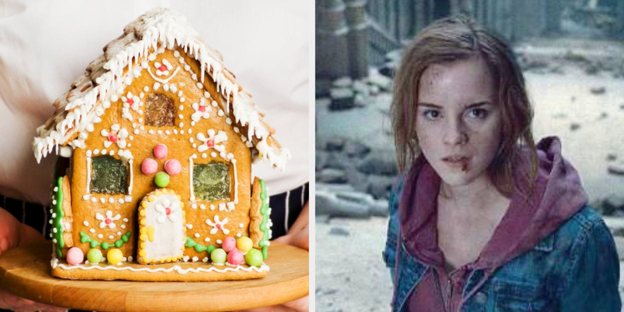 "Build A House Out Of Food And We'll Reveal Your ""Harry Potter"" Soulmate"