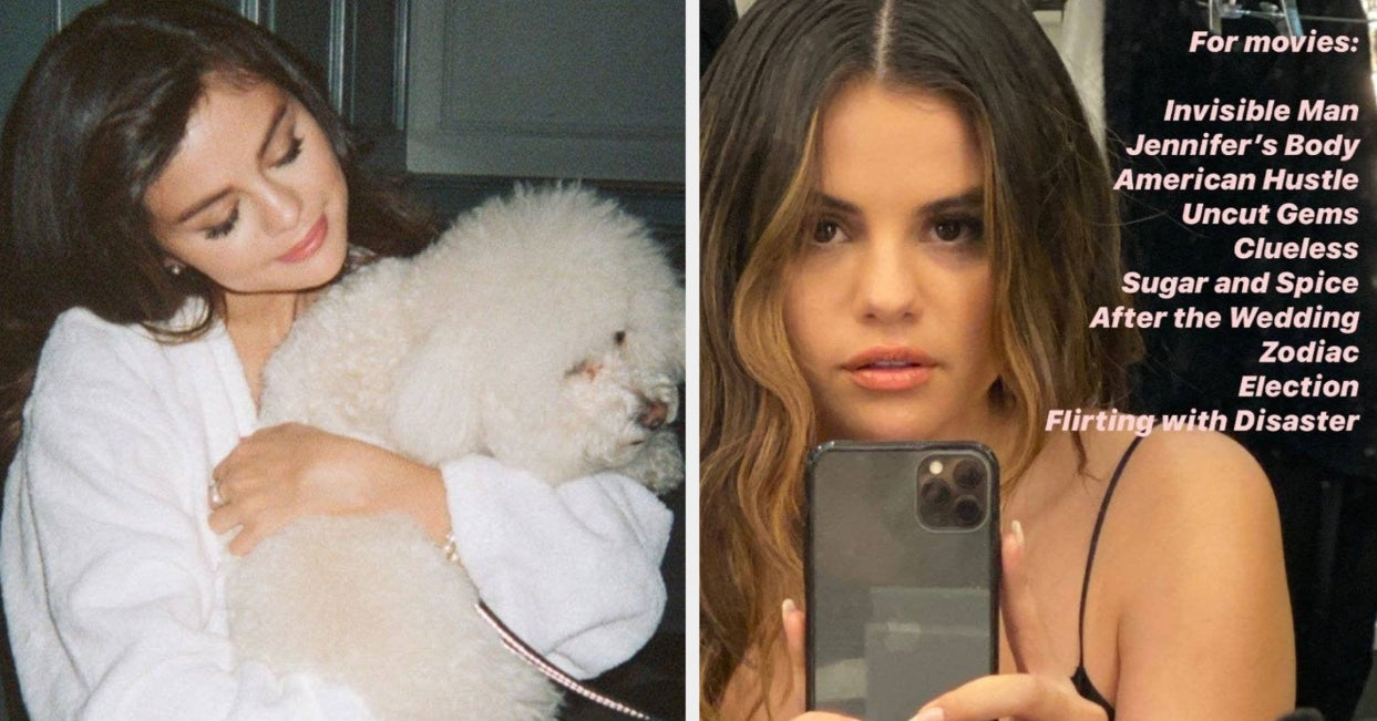 Selena Gomez Shared Everything She's Been Watching, Reading, And Listening To During Quarantine