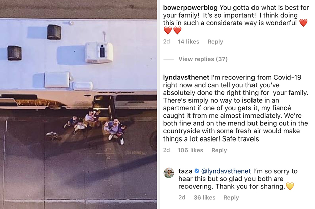 An Influencer Is Getting Tons Of Hate Online For Fleeing NYC With Her 5 Kids For A Cross-Country Road Trip Amid The Coronavirus Pandemic