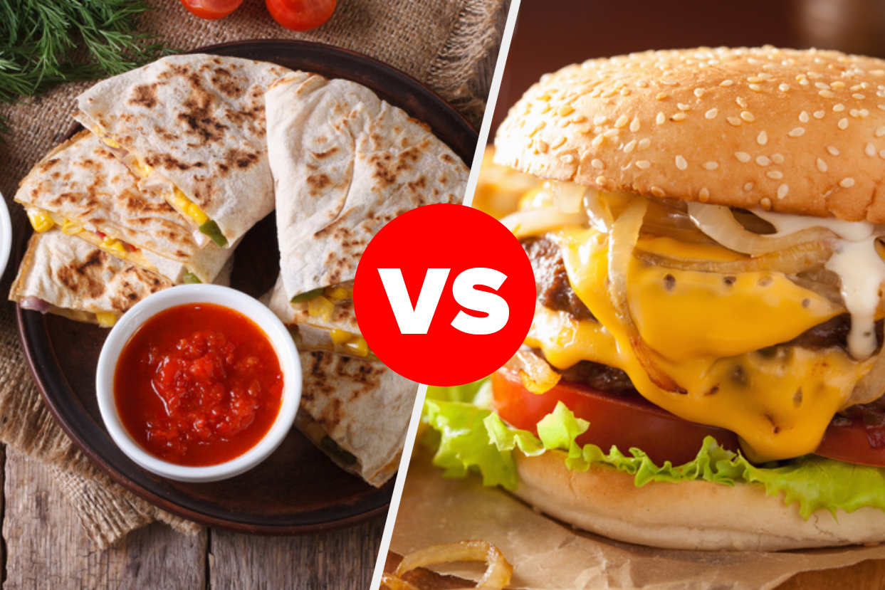 """This """"Would You Rather"""" Is Basically Impossible For Cheese Lovers"""