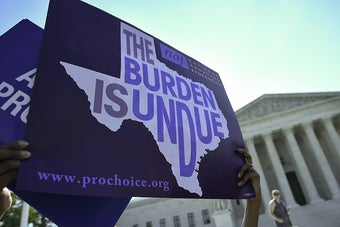Judges Struck Down Three State Bans On Abortions During The Coronavirus Outbreak