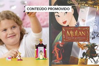 8 presentes para quem é muito fã de Mulan