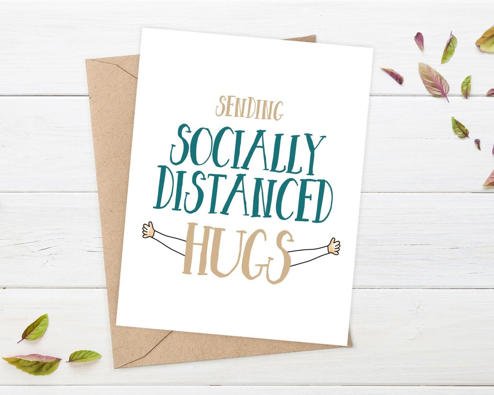 Wish Bracelet Friend Social Distancing Wish Hug * Gift Bestie Family