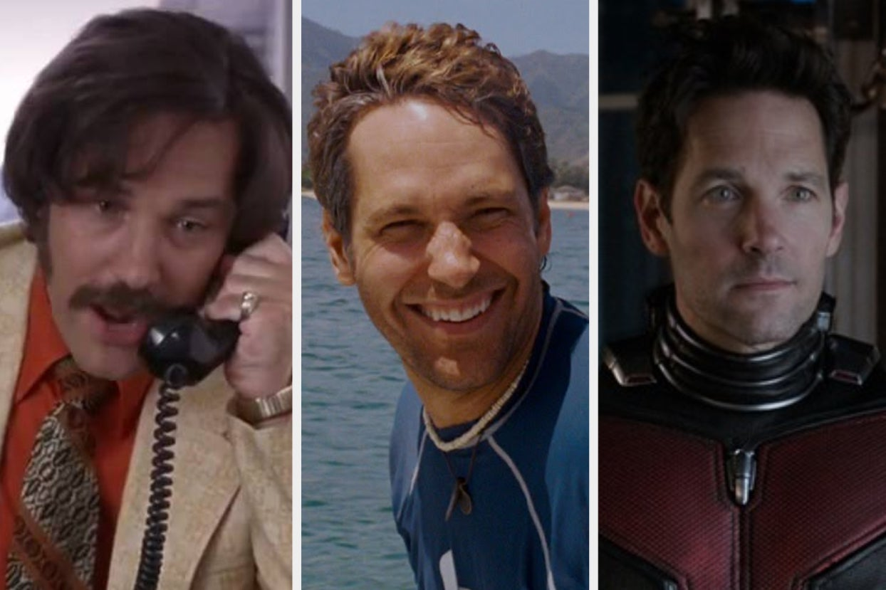 This Is The Hardest Paul Rudd Movie Quiz You're Ever Going To Take