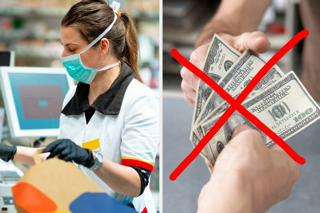 19 Things You Can Do To Help Grocery Store Employees And Yourself In This Pandemic
