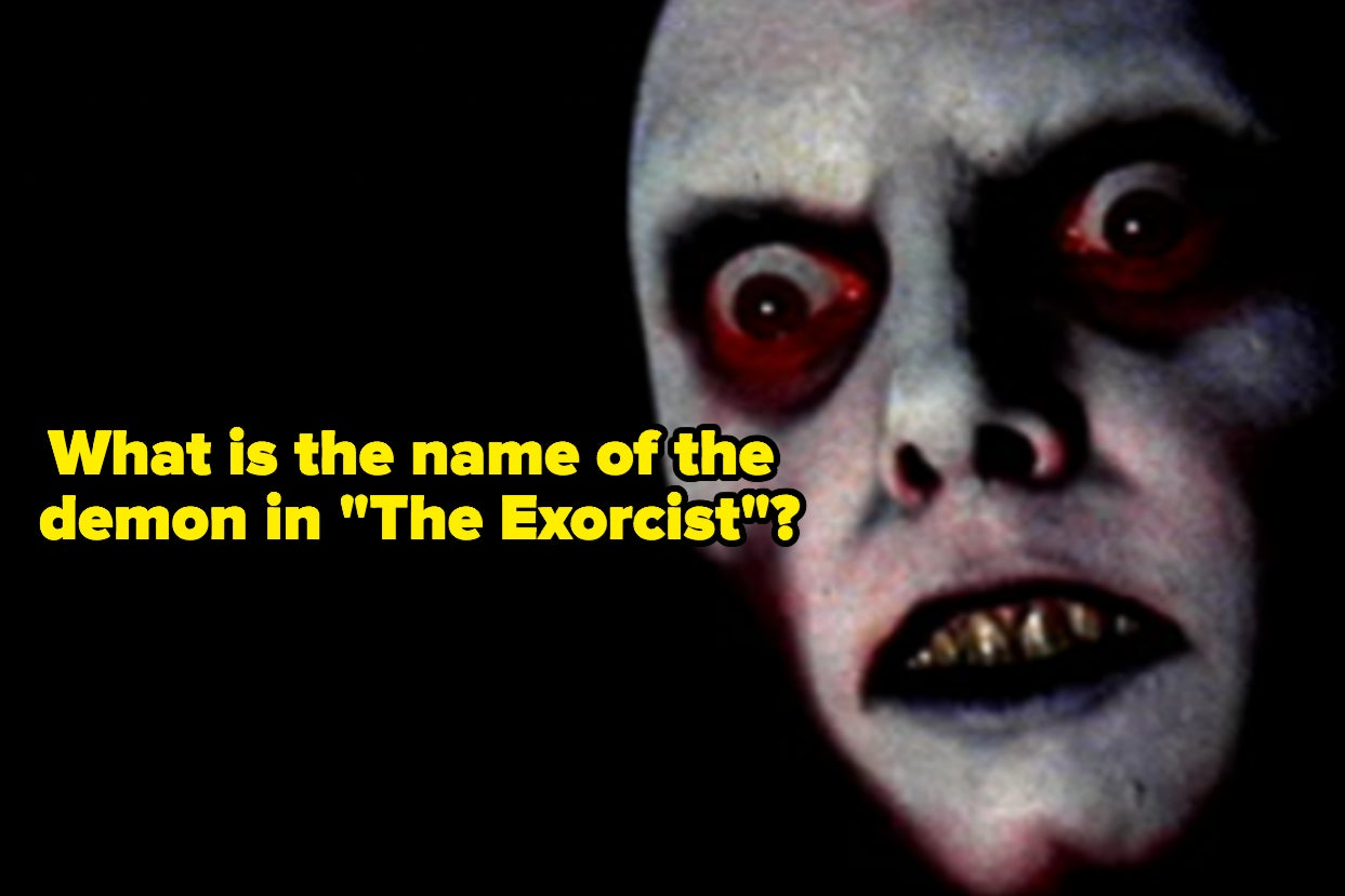 Fake Horror Movie Fans Will Only Be Able To Get 6/13 Of These Questions Right