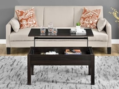 An image of a lift-top coffee table