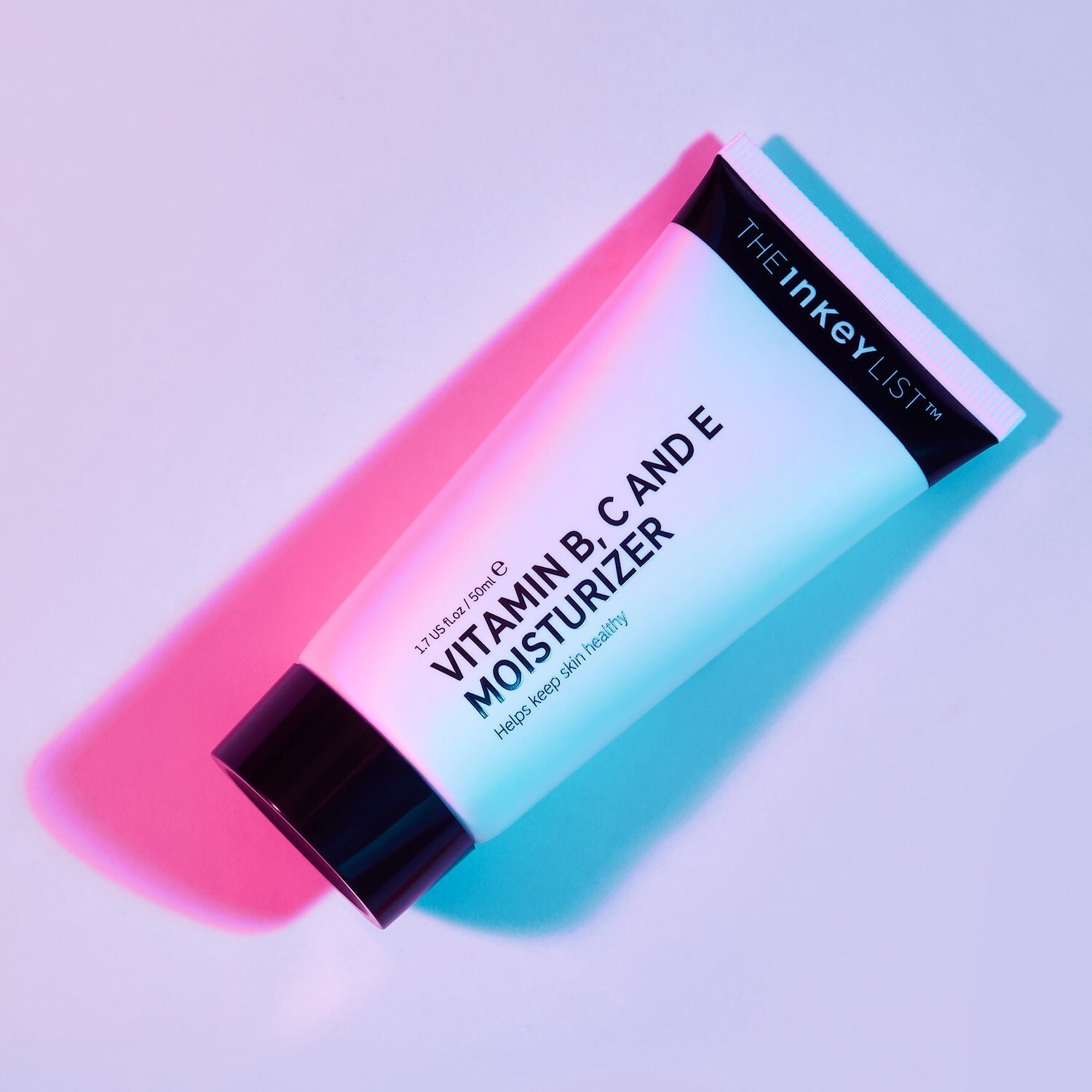 The tube of product