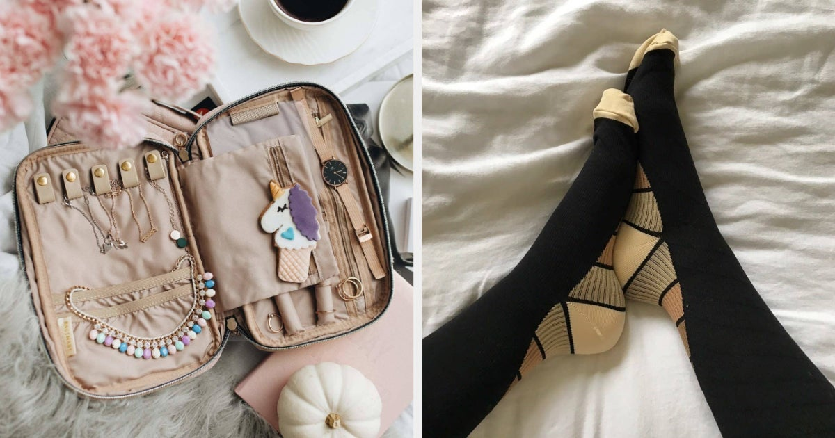 35 Things You're Probably Going To Want When You're Traveling