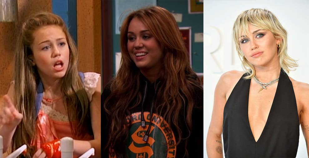Hannah Montana Cast Then Vs Now