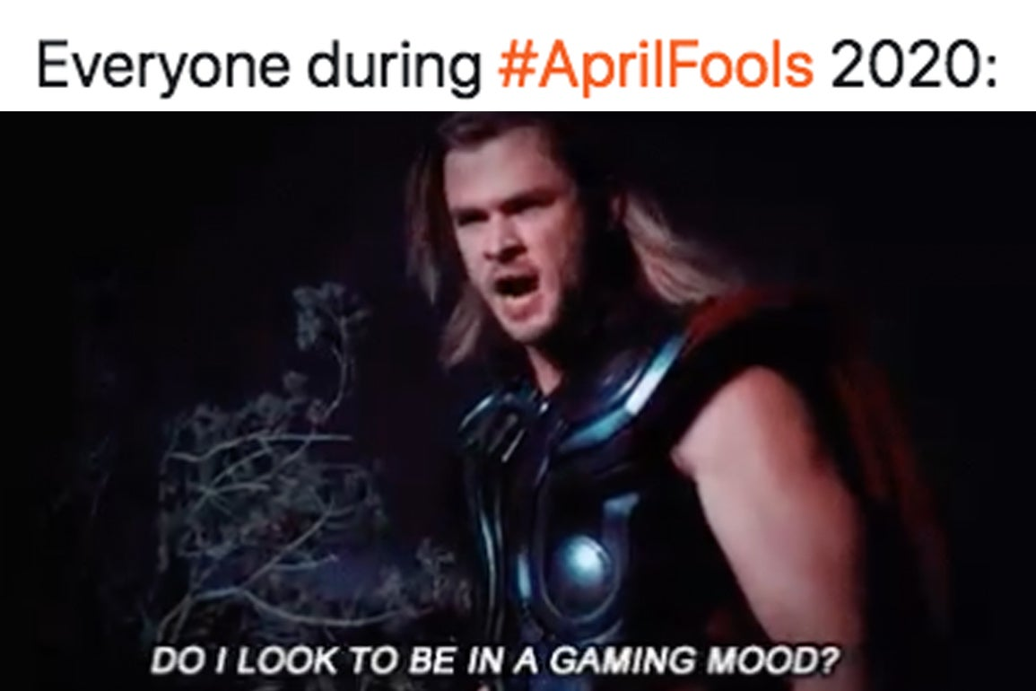 15 Tweets From People Who Have Cancelled April Fool's Day This Year