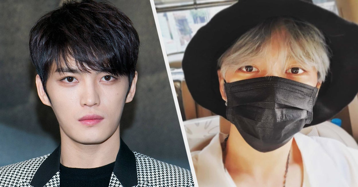 K-Pop Star Kim Jaejoong Said His Post About Testing Positive For COVID-19 Was An April Fools' Prank