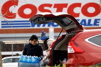 Costco Severed Ties With The Company That Handles Free Samples Because Of The Coronavirus