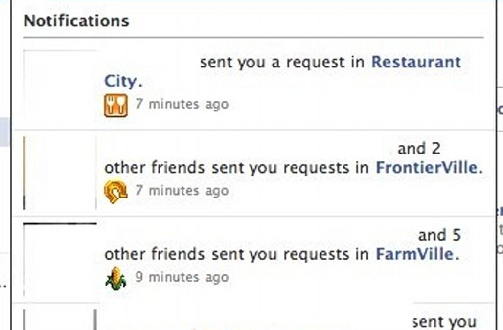 farmville requests