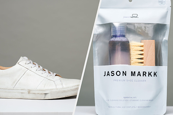 The Shoe Cleaning Kit Sneakerheads Swear By