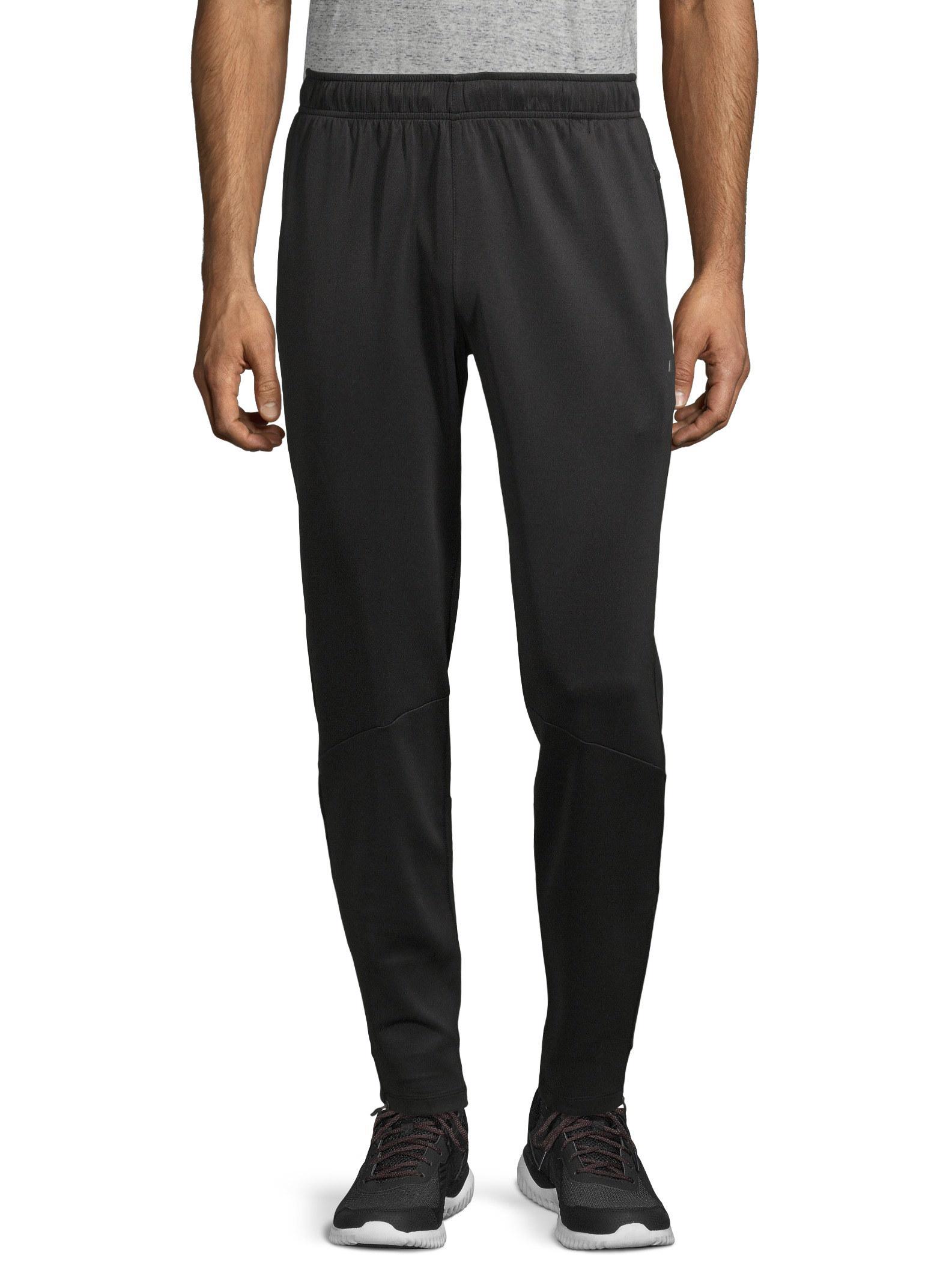 The black sweatpants
