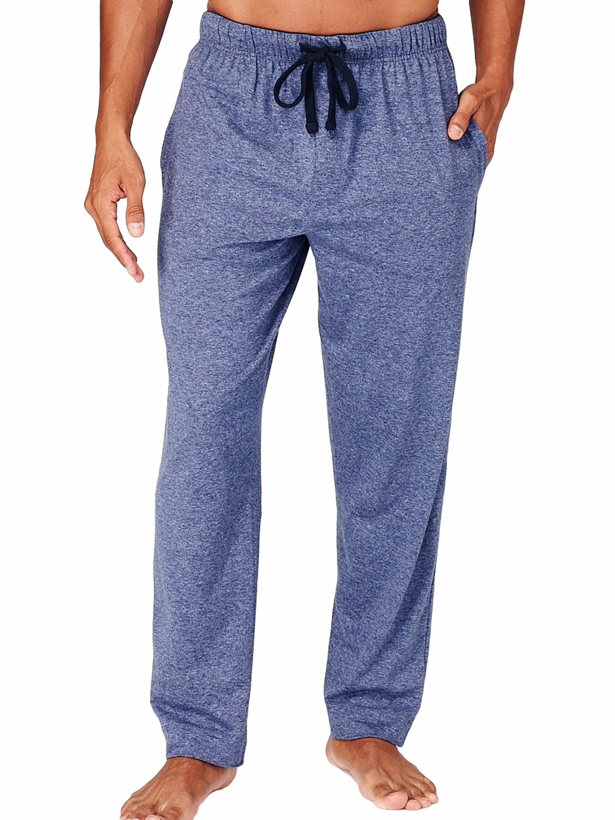The light blue sweatpants