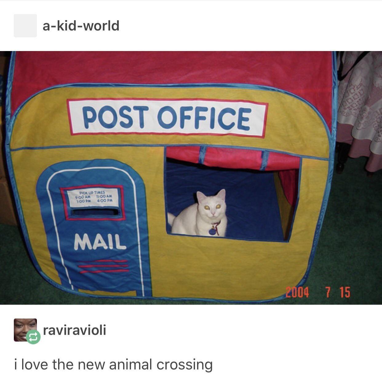 Animal Crossing Tumblr Posts