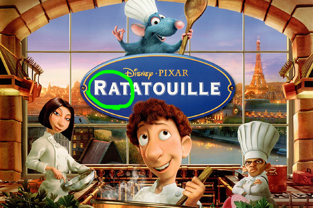 Ratatouille Details That Will Blow Your Mind