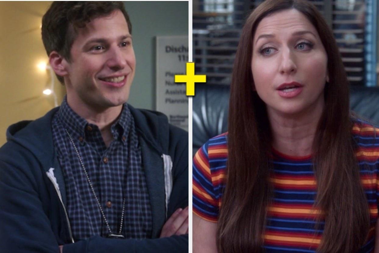 Jake plus Gina