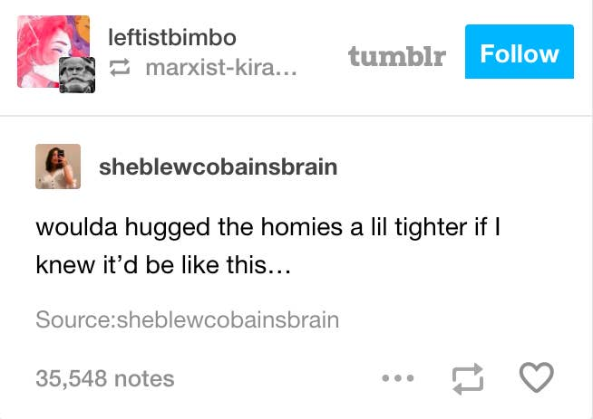23 Tumblr Posts About Self Isolation That Are Hilarious But A Little Bit Too Real